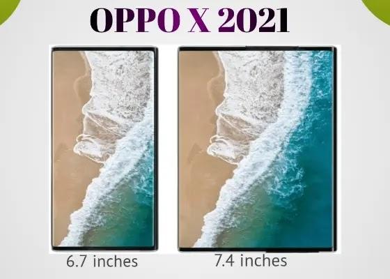 سعر ومواصفات oppo x 2021