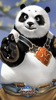 Akai Panda Warrior Heroes Tank of Skins Old