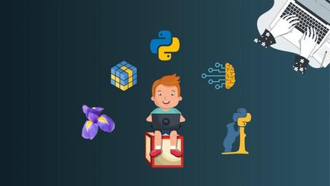 Coupon Gratis : Python for Machine Learning with Numpy, Pandas & Matplotlib - Dalam Belajar