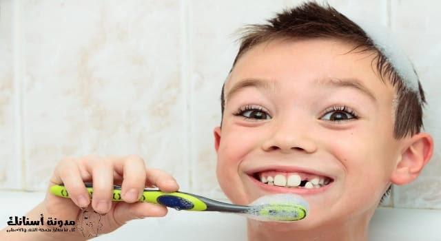 أسباب تسوس اسنان الرضيع .