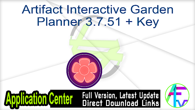Artifact Interactive Garden Planner 3.7.51 + Key