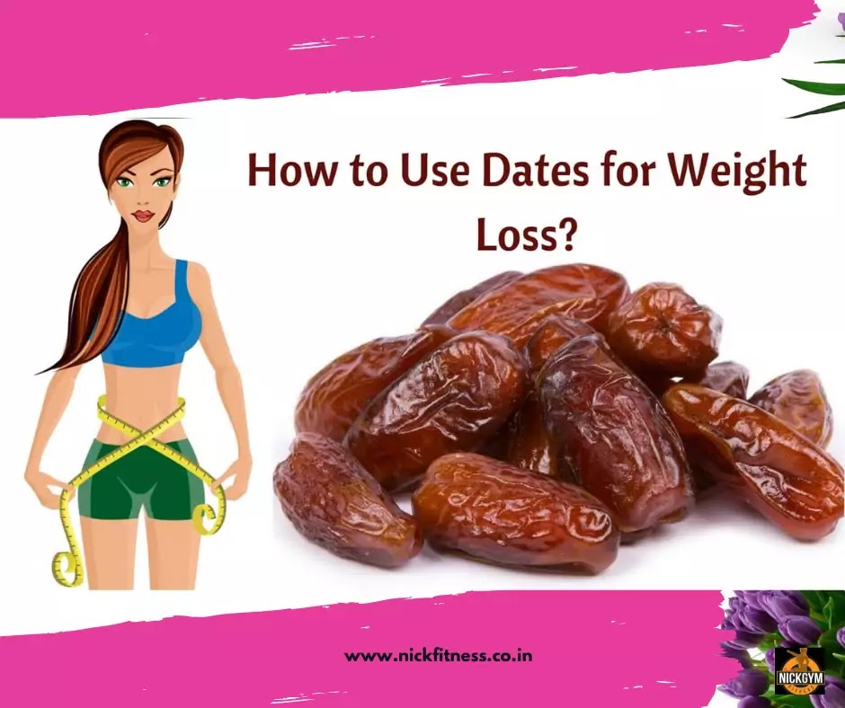 Khajoor (Dates) Se Weight Loss or Gain How | Nick Rana