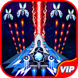 Bắn Ruồi - Game Ban May Bay (Bản VIP) Ver. 1.452 MOD APK | One Hit | God Mode | Coin | Medal - Space Shooter: Alien vs Galaxy Attack (Premium)