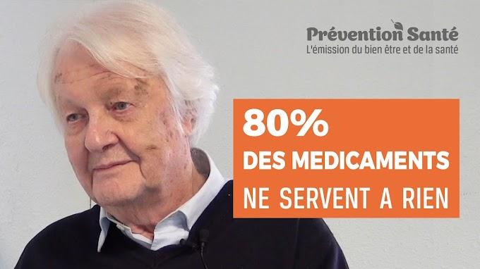 Fransız uzman Philippe Even: İlaç Mafyaları Milyarlar Kazanıyor.  Kolestrol 300 milyar bir dolarlık yalan mı?