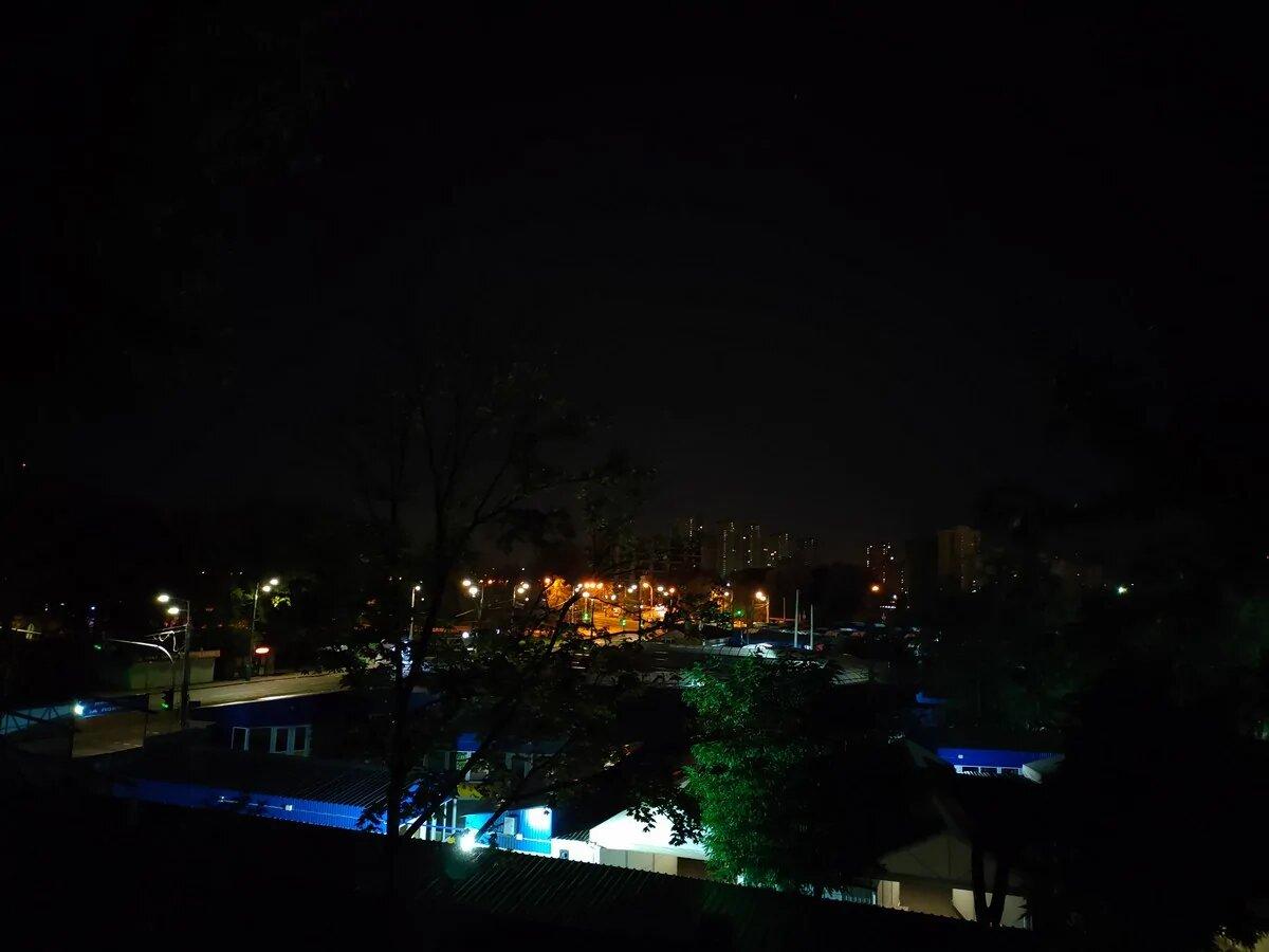 Foto Hasil Kamera Realme 7 Pro Malam