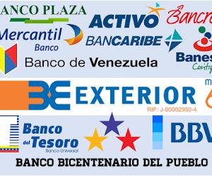 Listado Oficial de Códigos de Bancos para Pago Móvil