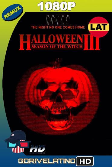 Halloween III (1982) REMASTERED BDRemux 1080p Latino-Ingles MKV