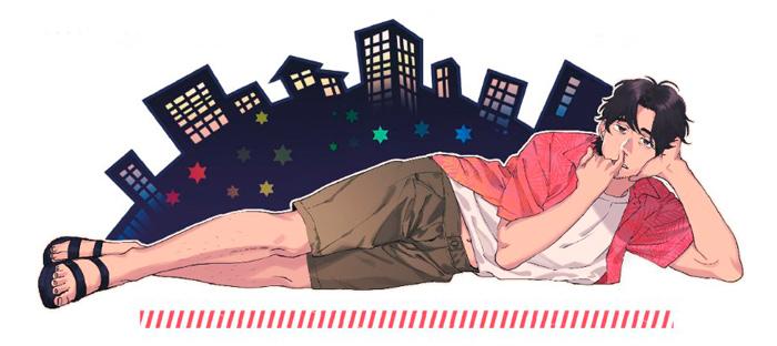 Como el perro y el gato (Mujaki na Wanko to Nekokaburi) manga BL - Niyama - Ediciones Fujur