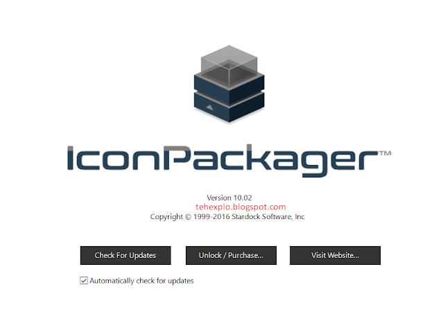 Icon Packager 10.0 [Free Awesome Windows Icons]