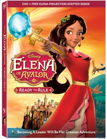 Elena and the Secret of Avalor 2016 Dual Audio Hindi 480p WEB-DL 250mb
