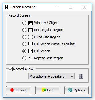 Cara Merekam Layar Desktop dengan Aplikasi FastStone