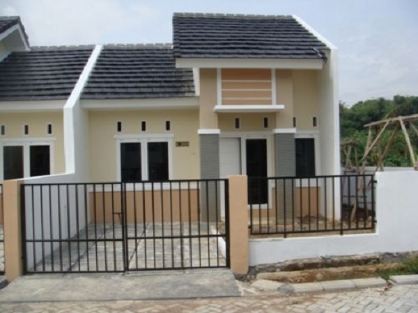 model teras rumah type 36/60