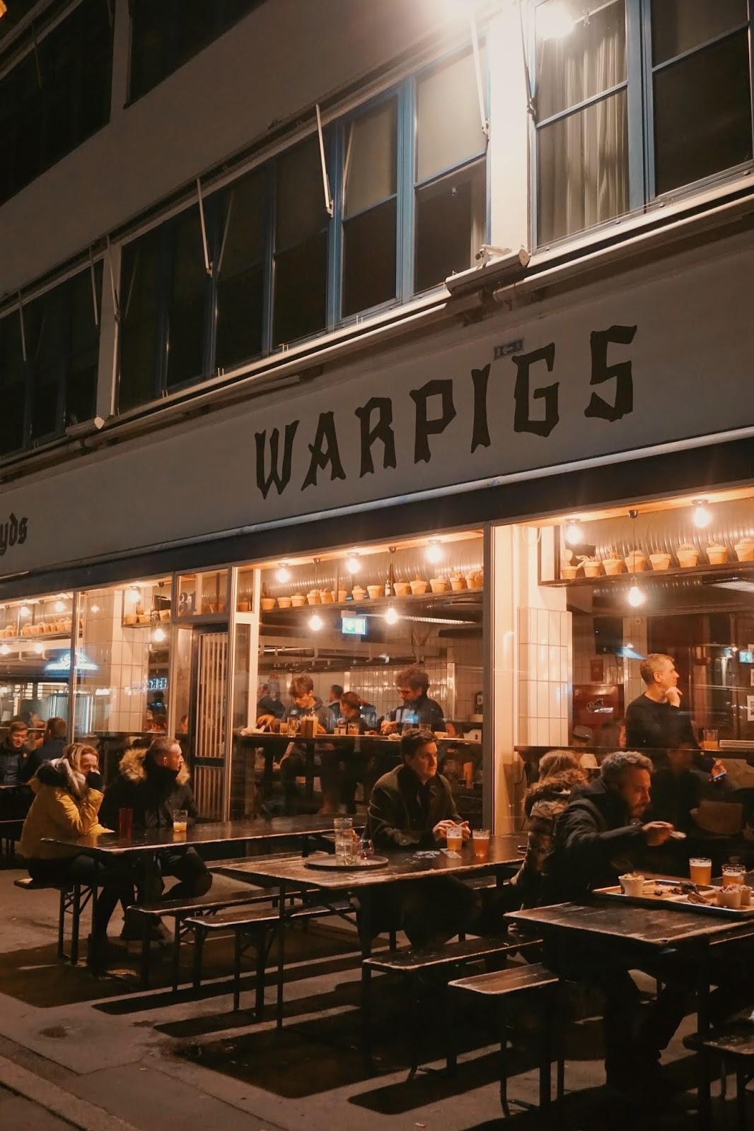 WarPigs Copenhagen