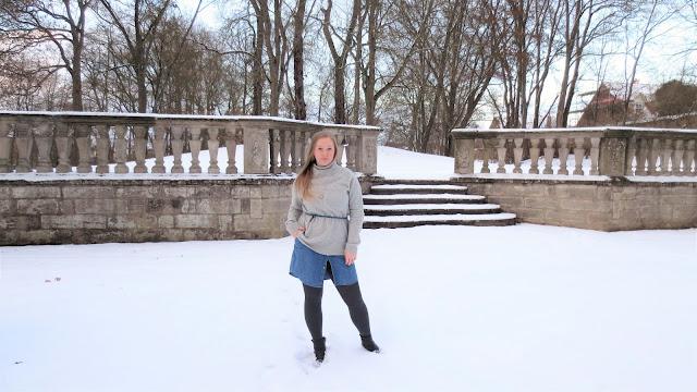 Snow Denim
