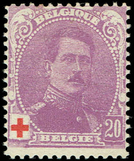 Belgium Albert I Red Cross