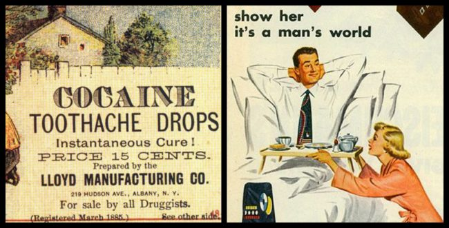 29 Vintage Ads That Would Be Banned Today Show How Different Life Was