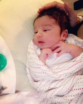 Blac Chyna shares adorable video of her daughter Dream Kardashian