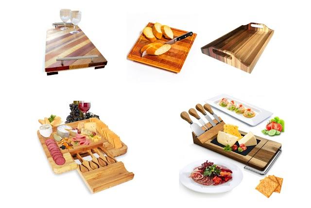 Dụng cụ nhà hàng, khách sạn bằng gỗ nhập khẩu khẳng định đẳng cấp khách sạn 5 sao.