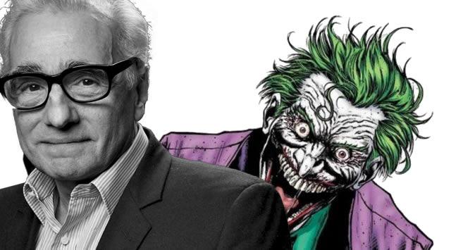 Resultado de imagen para the joker martin scorsese