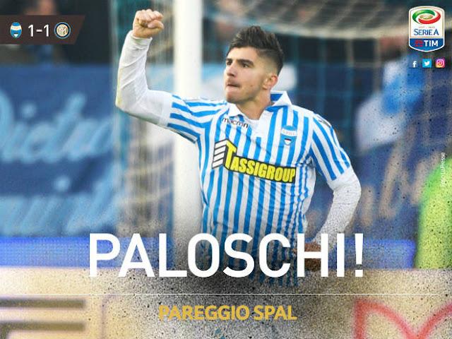 """Video SPAL - Inter Milan: """"Quà trời cho"""" và nỗi đau phút 90"""
