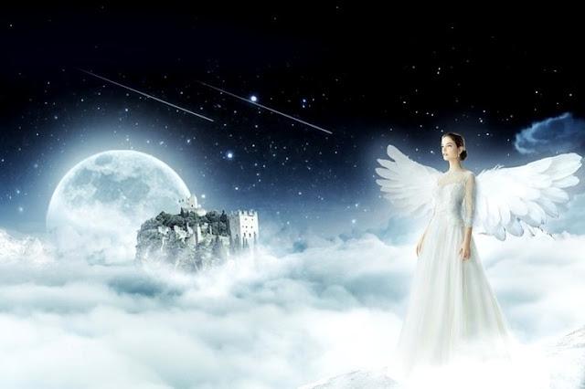 Malam Lailatul Qadar Bidadari Malaikat