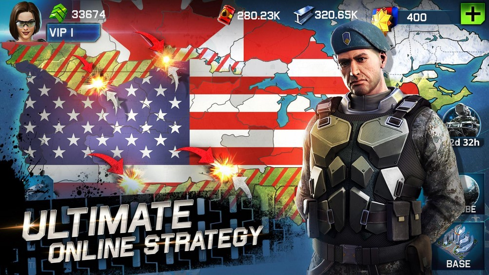 [FREE] Download War Planet Online: Global Conquest for Android