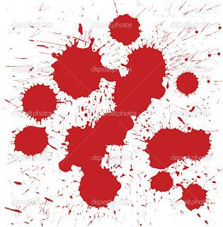 Dica da enfermeira: mancha de sangue sai com água oxigenada