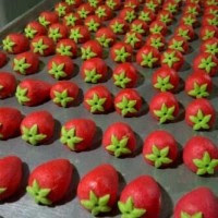 Resep Kue Nastar Strawberry