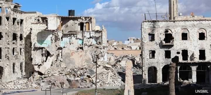 مسؤولة أممية: وقف إطلاق النار في ليبيا لا يزال صامدا وعلى جميع الأطراف احترام أحكامه  28/01/2029