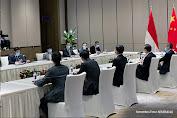 Indonesia - Tiongkok Capai Kesepakatan Perdagangan Rp 20 Triliun