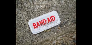 Solução band-aid