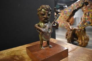 Patung Karya Ekwan Marianto