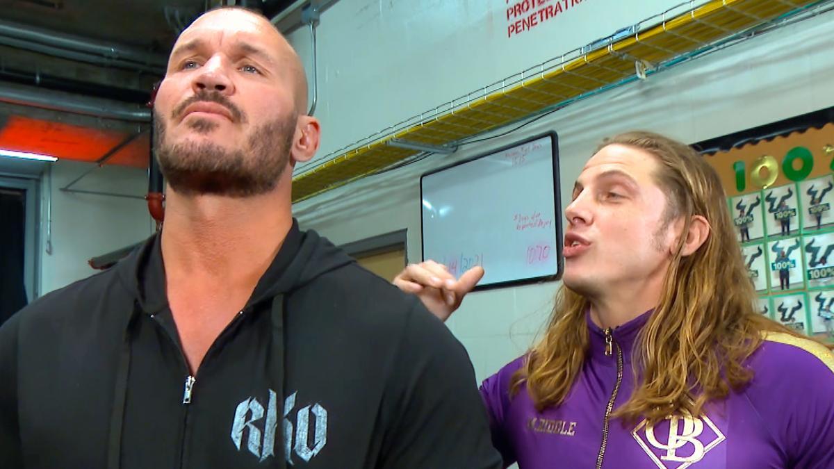 Pete Dunne alerta Randy Orton sobre parceria com Riddle