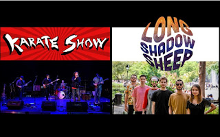 Karate Show and Long Shadow Sheep headline Thanksgiving Eve at THE BLACK BOX