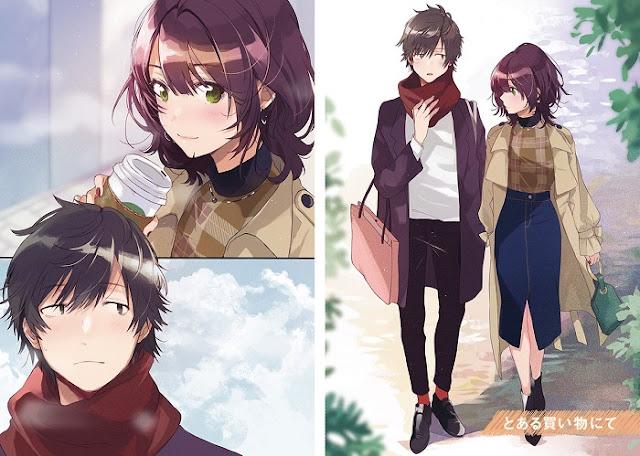 Anime Jaku-chara Tomozaki-kun revela sus temas musicales