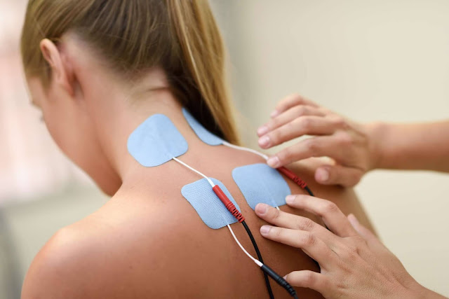 Electrical Stimulation Physical Therapy Treatment