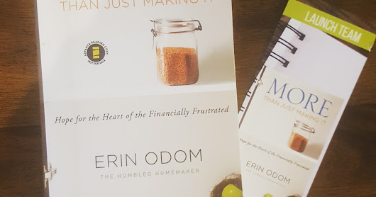 Review: More Than Just Making It by Erin Odom