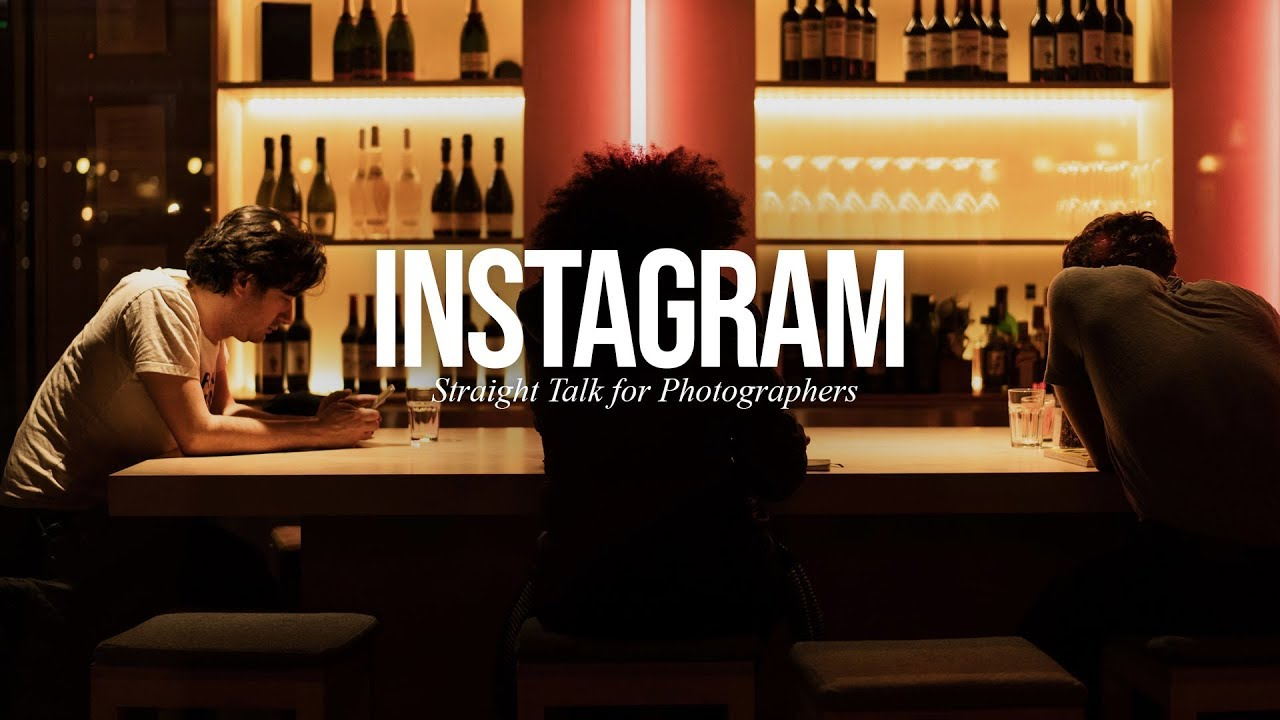 Instagram: Straight Talk for Photographers