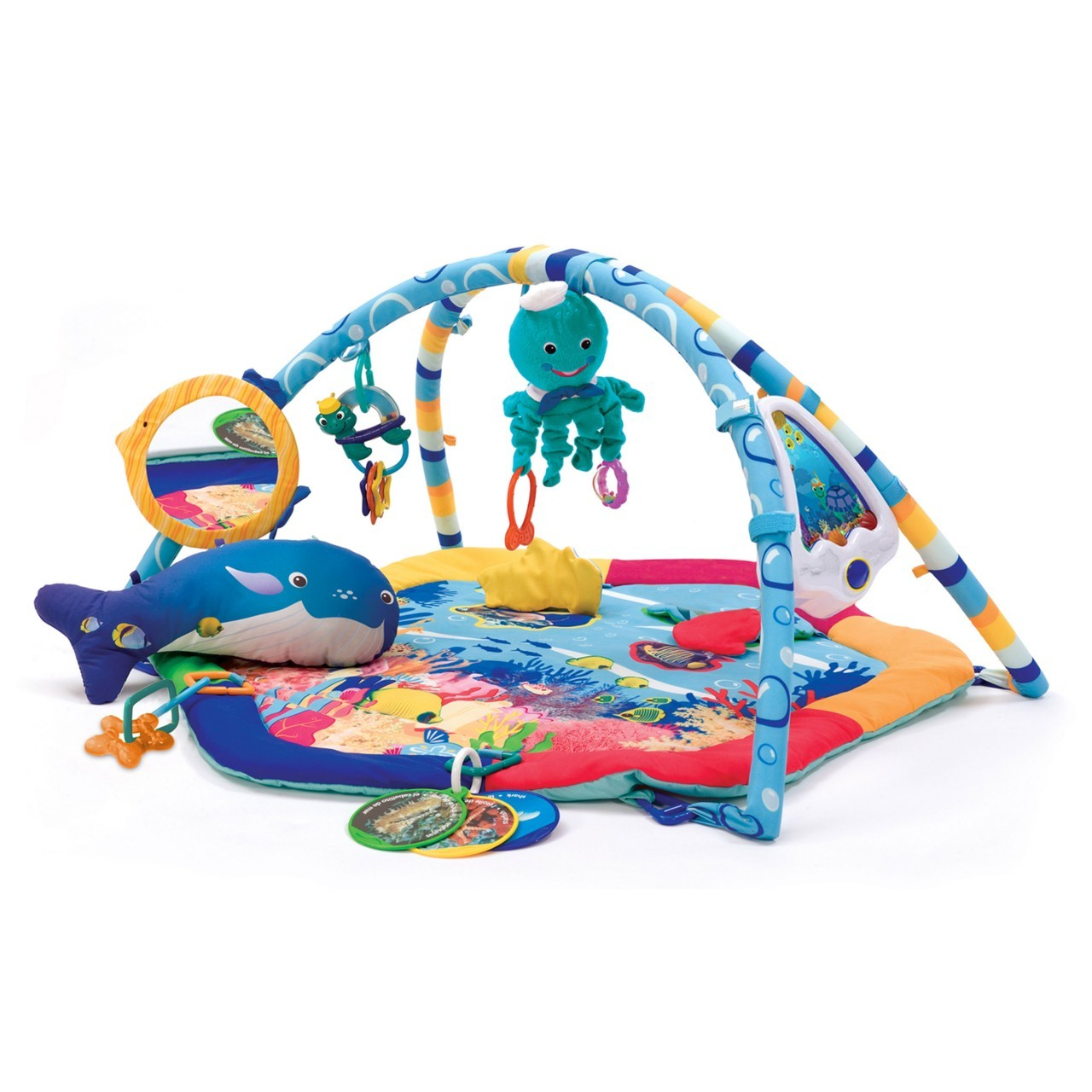 Baby Einstein 3 In 1 Jumper And Activity Mat Colors Of The Ocean Ultimate Baby Registry Guide The Journey Of Parenthood