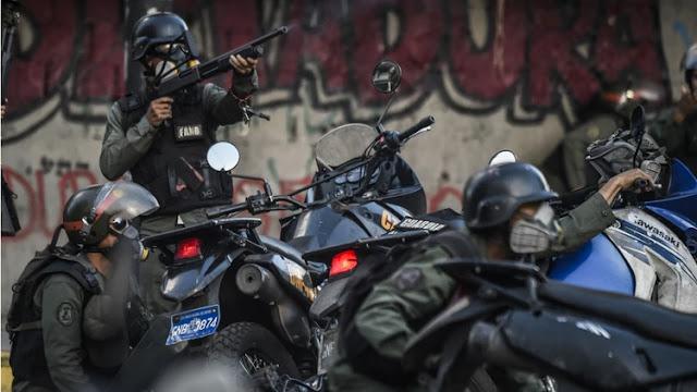 Una red de espionaje se instaló en la alta élite de la Guardia Nacional Bolivariana con tecnología china