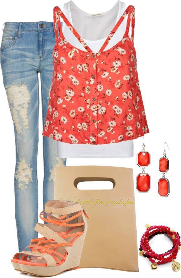 OUTFITS IDEAS......
