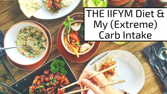 I'm Doing the IIFYM Diet and I've Learned I Eat A Lot of Carbs | FroBunni