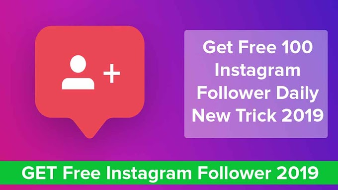 Free instagram followers Trick Get free instagram followers