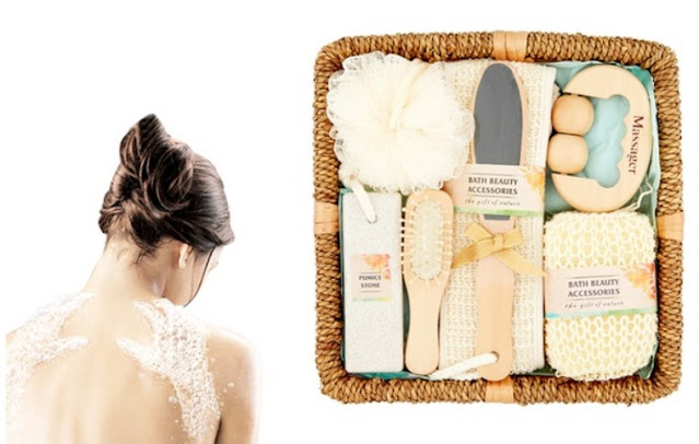 at-home Spa Experience wedding gift ideas