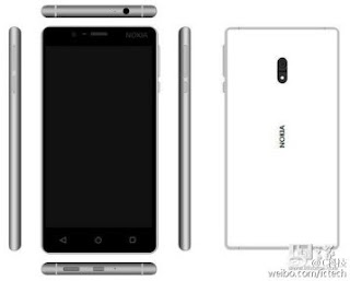 [Tech] Nokia D1C renders surface; phone sports Snapdragon 430 SoC, 3GB RAM and Android 7.0