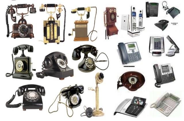 El teléfono, desarrollo y evolución