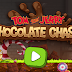 Tom And Jerry Chocolate Chase - HTML5 Game
