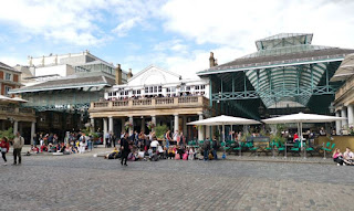 Londres, Covent Garden.