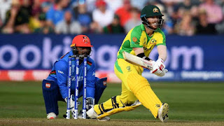 Australia vs Afghanistan 4th Match ICC Cricket World Cup 2019 Highlights