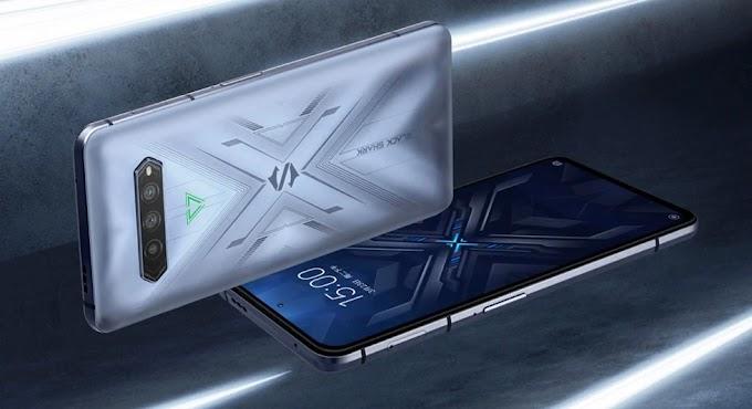 Black Shark 4 : A Sleek and Stylish High-End Gaming Phone